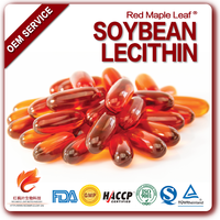 Nutrition Food Supplement Anti-aging Soybean Extract Lecithin Softgel