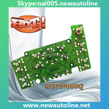 for OEM 4F1919600Q Q7 car accessories MMI car radio interface with gps navigation NAL-MMI001