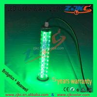 IP68 underwater 12v led green fishing light stick squid fishing light