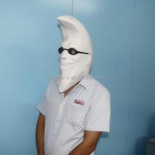 X-MERRY 2015 New Decorative venetian mask,wall decor mask,Harlequin Pierrot GENUINE moon mask