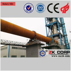 Substitution of coal as fuel Cement factory machinery