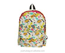 Stylish travel backpack type bag China manufacturer