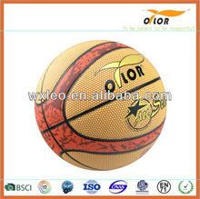 Outdoor pvc standard basketball