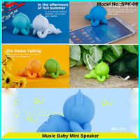 Hot gift shop wholesale baby gift set / music baby speaker