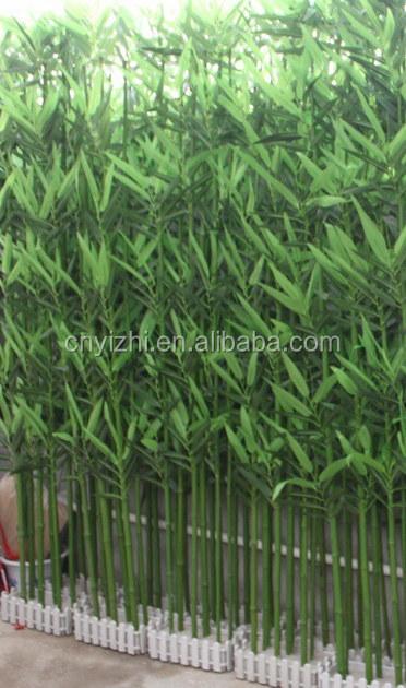 Yzp000076 artificial planta rvore artificial atacado e - Bambu planta exterior ...