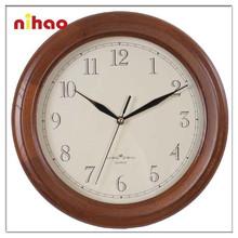 2015 High Quality Mechanical Antique Wooden Pendulum Wall Clock