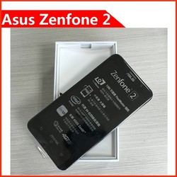 "100% Original ZenFone 2 ZE551ML Android 5.0 4G LTE Intel Z3580 Quad Core 2.3GHz 4GB RAM 64GB ROM 5.0"" NFC Mobile Cell Phones"