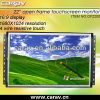 22 inch HD AD Player network advertising screen open frame tv lcd open frame monitor (OF2200)