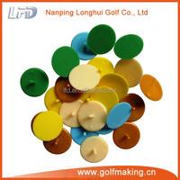 Golf buy plastic golf ball marker