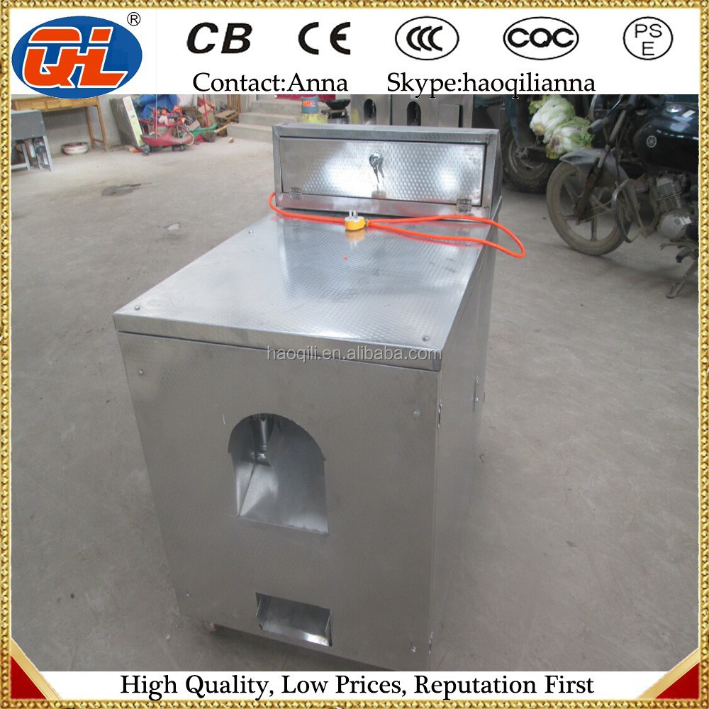 automatic fish cleaning machine
