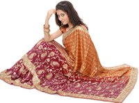 Jodha Akbar a very unique piece and a very nice collection Sarees