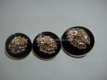 Economic Cheapest 8 metal button accessory for garment