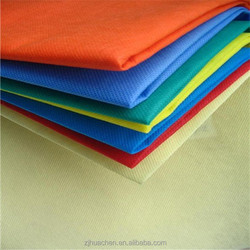 2015 Zhejiang Factory PP Flame Retarded Spunbond Nonwoven Fabric