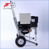 Hot selling 2015 emulsion paint sprayer on sale