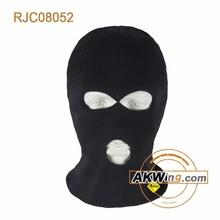 tre fori maschera di protezione caccia maschera cappello militare per speciale esercito impiego