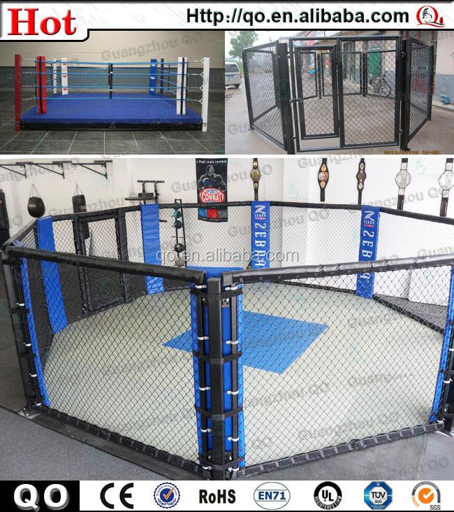 Precio Competitivo Mma Oct 243 Gono Utilizado Anillo De Boxeo