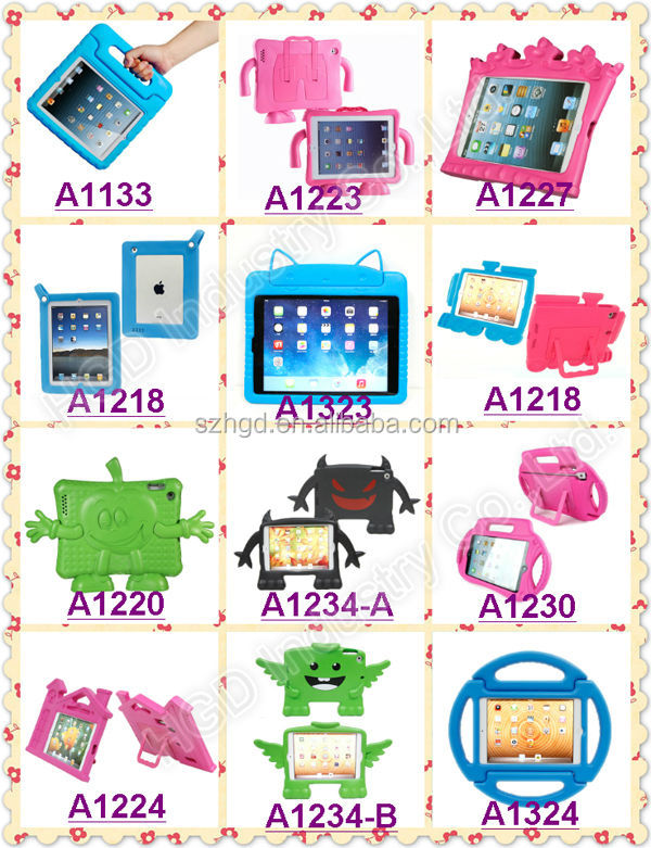 For iPad 2 3 4 Kids Case