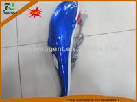 Blue Color Fish Shaped Massager