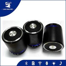 Magicbox Ultra-Portable Wireless mini fm speaker ,Powerful Sound , Works for mobilphones and Mp3 Players (Black)