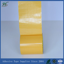 Leading trendy costumized sealing double sided cheap mesh tape