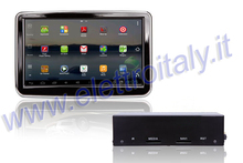 GPS Mercedes class A W176, B W246 Android 4.0 Multimedia 9317