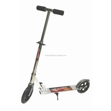 2015 New model Aluminum adult kick scooter,200mm big wheel