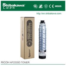 ricoh copier parts toner cartridge ricoh MP2001SP compatible toner