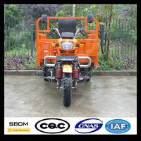 SBDM 200CC Gasoline Engine Big Wheel Tricycle for Sale