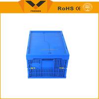 plastic turnover box plastic pass box hard plastic case factory