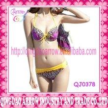 New design ladies breathable sexy Bikini swimwear