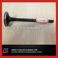 For ISUZU Engine inlet valve and outlet valve 6HK1