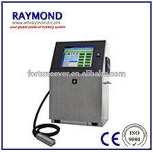 Automático grau e sigle cor hot sale impressora jato de tinta industrial