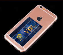 Factory Price Duable material case with pocket credit card slot case for iphone 4 4s accpet OEM