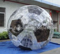 inflatable giant China direct low price inflatable zorb ball F7020(1)
