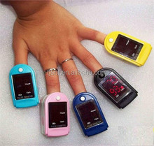 Wholesale SpO2 Test CE and FDA Marked Finger LED Pulse Oximeter Medical Equipment