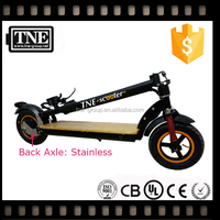 TNE Q4 48V 140km 34ah speedway folding mini portable electric scooters powerful