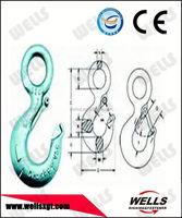 wholesale high security g80 With Eye Grab Hooks Delta Rings Link Chains