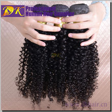 Natural color indian wavy remy hair wholesale good hair product kinky curly natural virgin indian hair