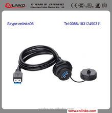 Usb3.0 D-Shape Housing Connector Wireless Usb Wlan Adapter 802.11N