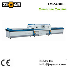 Wood Laminate Machine for Coating Wood Doors/Vacuum Membrane Pressing Machine TM2480E