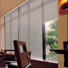 day night motorized roller blinds curtain