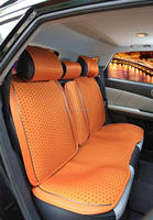 American Auto Accessories 6D Sandwich Mesh Fabric Seat Cover for Car