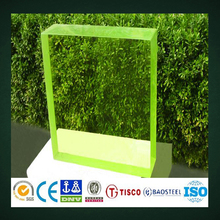 china suppliers x-ray welding protective lead glass with prime quality
