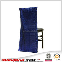 popular twinkle sequin wholesale wedding chair covers for sale