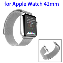 Hot Selling HOCO Grant Series Stainless Steel Wristband for Apple Watch 42mm with Adapter