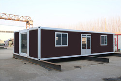 Luxury Modern Container Module container villa china