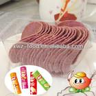 delicioso de batata roxa batatasfritas tubo