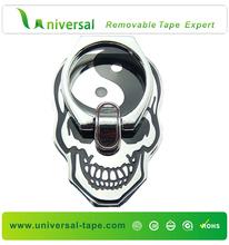 high quality metal Skull Shape ring mobile phone holder, cellphone holder