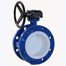 Large Size Stainless Steel Disc Concentric Double Flanged Buttrfly Valve