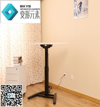 New design square tube lift column for adjustable table and desk with CE and UL certificate